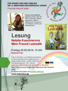 Die 13. Münchner Bücherschau junior